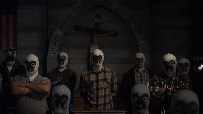 HBO Game of Thrones vedasından sonra Watchmen yayınlamaya hazırlanıyor
