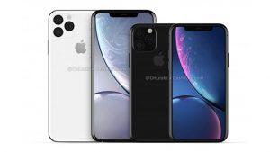 Apple iPhone XI, XI Max, XR 2019 iOS 13