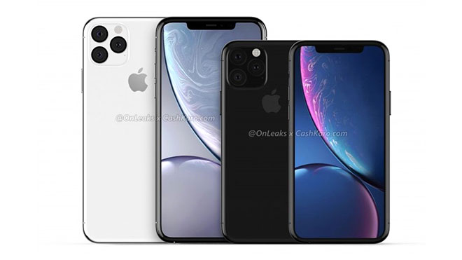 Apple iPhone XI, XI Max, XR 2019 iOS 13