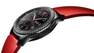 Samsung Galaxy Watch 3 akıllı saat akıllı saat