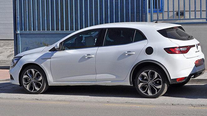 2020 Renault Megane hibrit