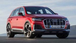 2020 Audi Q7 Yeni Audi Q7