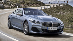 2020 BMW 8 Serisi Gran Coupe