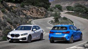 2020 BMW 1 Serisi