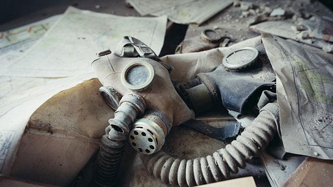 Çernobil nükleer patlaması