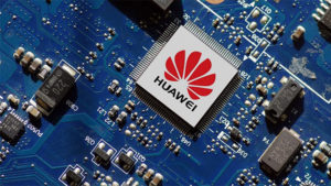 Intel, Qualcomm,-Huawei