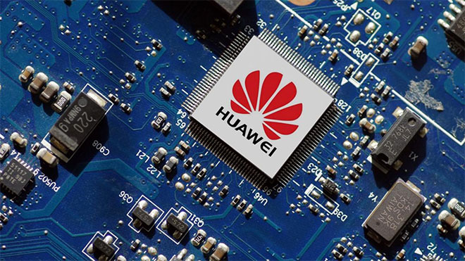 Intel, Qualcomm,-Huawei