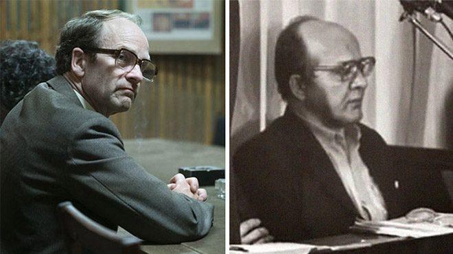 Nikolai Fomin, Adrian Rawlins