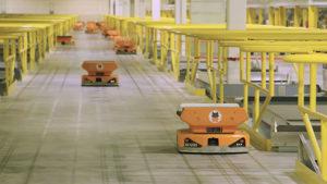 Amazon Pegasus robot