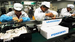 iPhone Amerika Çin Apple Foxconn