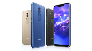 Huawei Mate 20 Lite Android Q