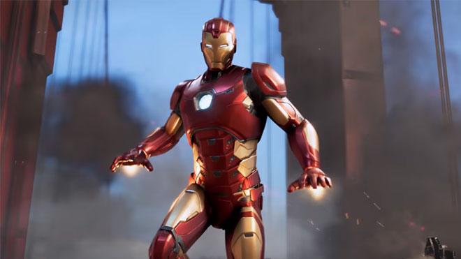 Avengers Endgame sonrası çıkan Avengers oyunu