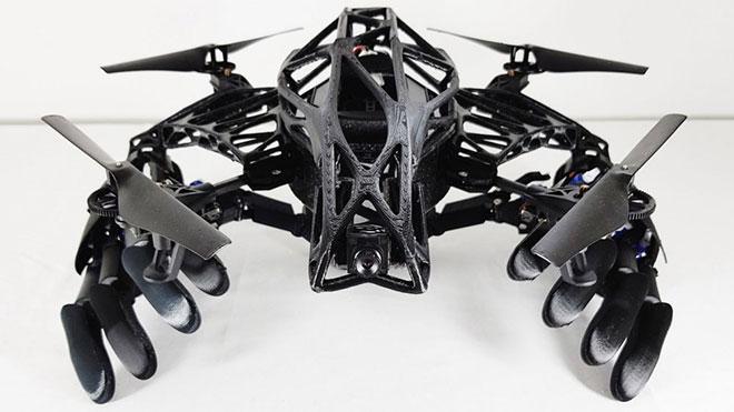 Youbionics drone biyonik el
