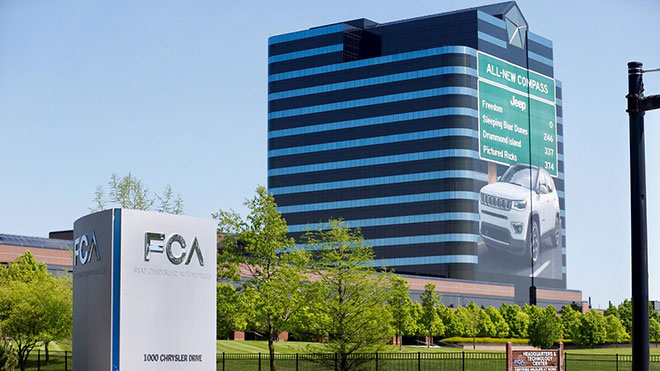 FCA ford