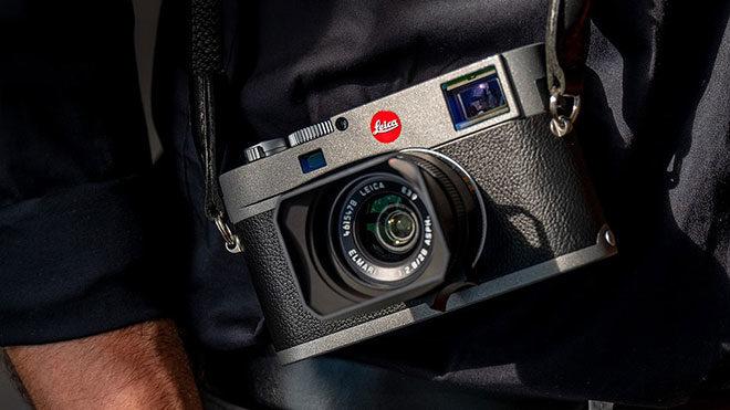 Leica M-E (Typ 240) fotoğraf makinesi
