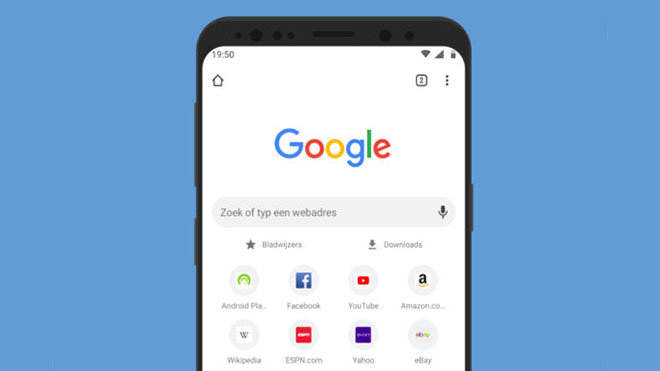 Google Chrome Android Play Store