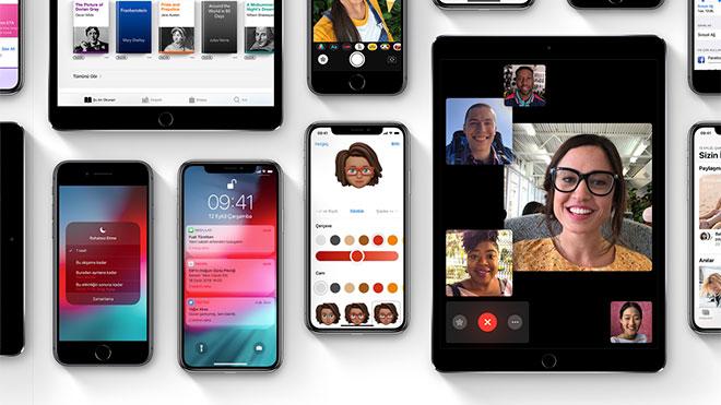 Apple iOS 13 iPhone 13