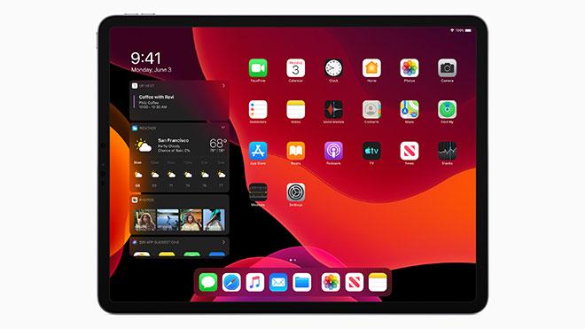 Apple iPadOS fare