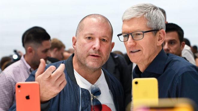 iPhone tasarımcısı Jony Ive Apple ayrılığını duyurdu