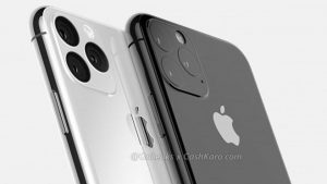 iPhone XI XI Max gece modu