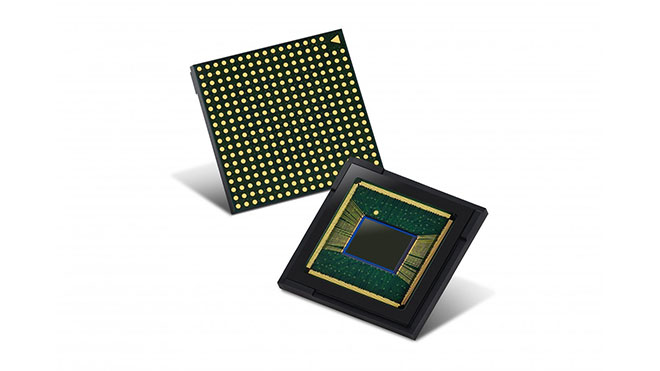 64 megapiksel akıllı telefon Samsung ISOCELL GW1
