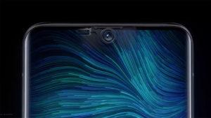 OPPO ekran altı kamera teknolojisi Huawei