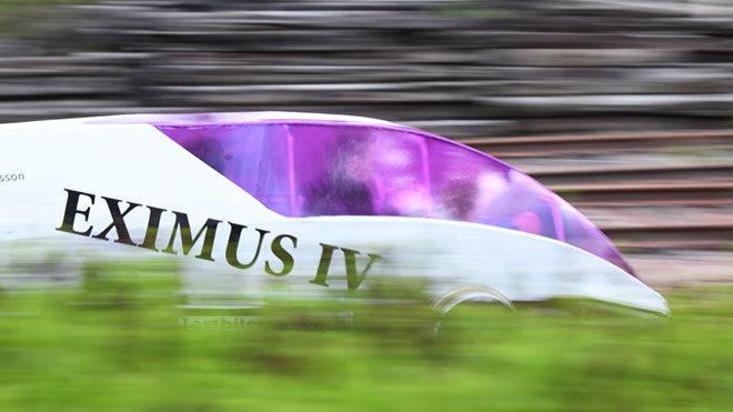 en verimli araç Eximus IV