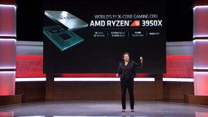 AMD Ryzen 9 3950X Radeon RX 5700 XT ve Radeon RX 5700