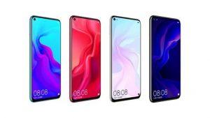 Huawei Nova 5 ve nova 5i