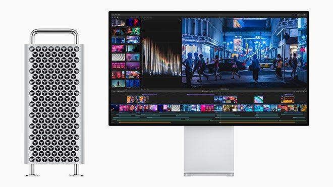Apple Pro Display XDR monitör