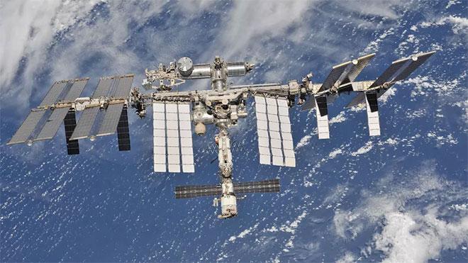 NASA Uluslararası Uzay İstasyonu ISS