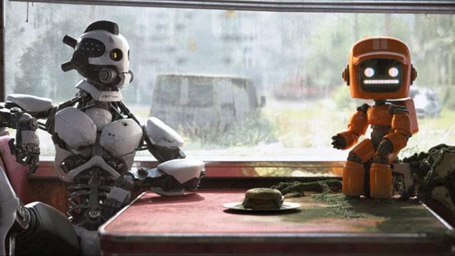 Netflix Love, Death and Robots 2. sezon duyurusu