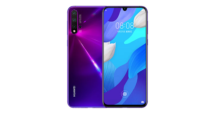 Huawei nova 5 nova 5 pro nova 5i