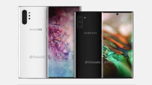 Samsun Galaxy Note 10 Galaxy Note 10 Pro