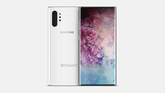 Samsung Galaxy Note 10 Pro Galaxy A90