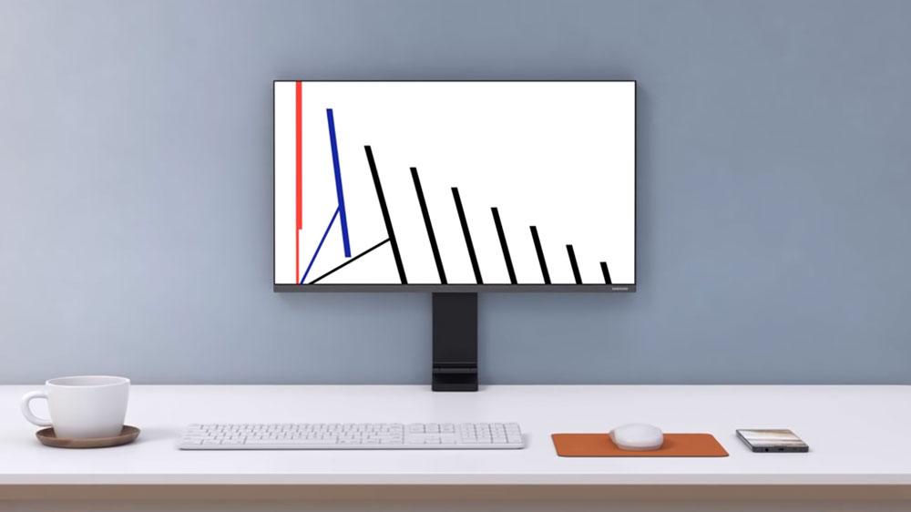 Samsung Space monitör