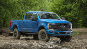 2020 Ford F-Serisi Super Duty