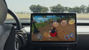 Tesla oyun