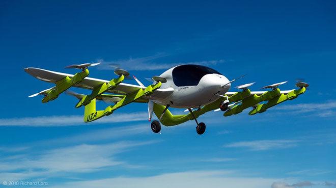 Boeing Kitty Hawk