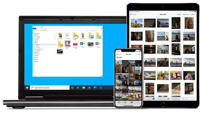 Apple iCloud for Windows uygulamasıyla iPhone ile dosya paylaşımı