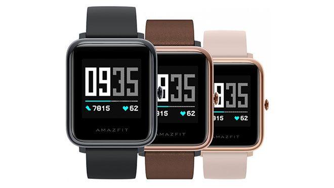 Xiaomi Amazfit Smart Watch 2 ve Xiaomi Amazfit Health Watch