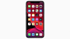 Apple iOS 13 iPhone