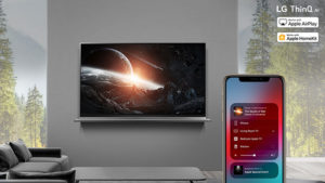 LG AI ThinQ TV