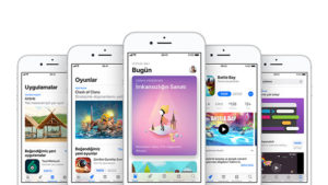 Play Store App Store uyuglama market
