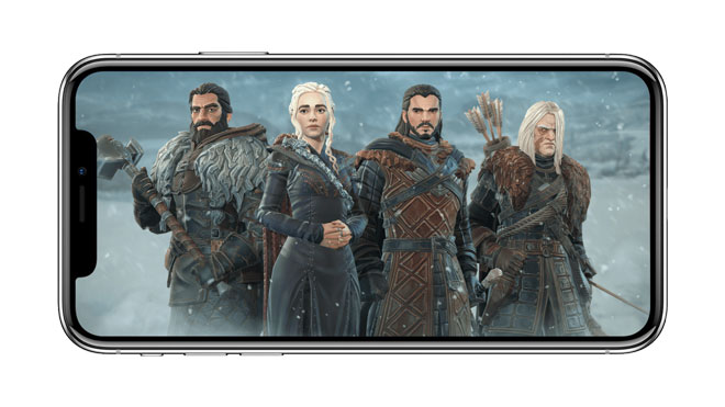 Game of Thrones: Beyond the Wall mobil oyun