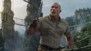Jumanji: The Next Level Dwayne Johnson