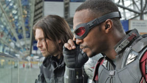 Marvel dizisi Falcon and Winter Soldier için John Wick takviyesi