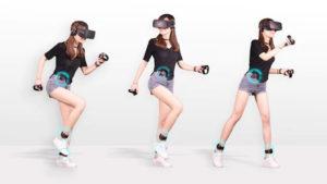 VR Kat Loco