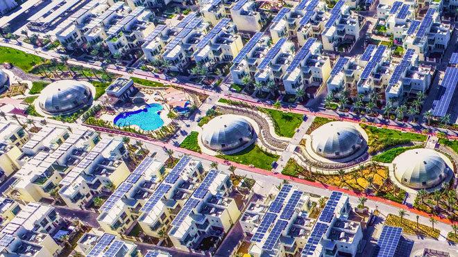sürdürülebilir akıllı şehir