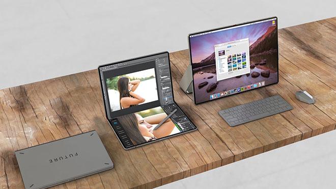 Apple katlanabilir ekranlı ipad katlanabilir ipad